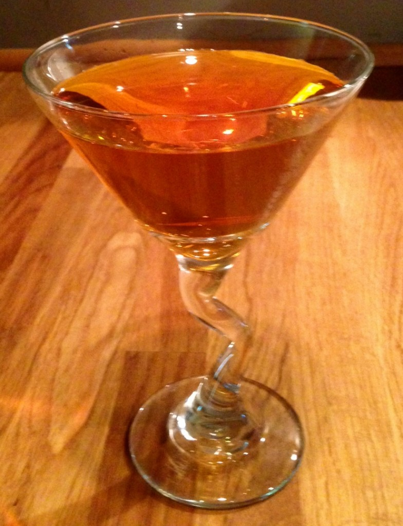 The Persian Martini